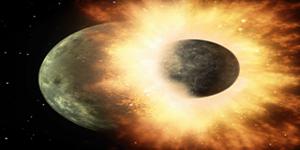 قمر الأرض .. كارثة فضائية كانت وراء تشكله !