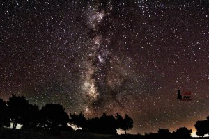 روعة مجرة درب التبانة من سماء ليبيا Milky Way
