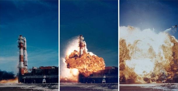 بالصور أسوء كوارث الفضاء في التاريخ
