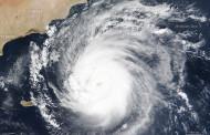 صورة فضائية لإعصار تشابالا