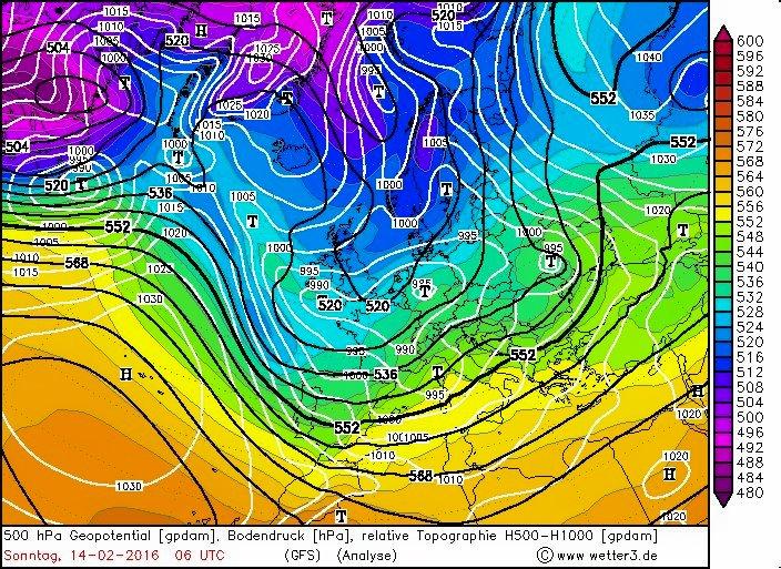 الأحوال الجوية المتوقعة خلال اليومين القادمين