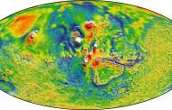 خريطه جديده للكوكب الأحمر