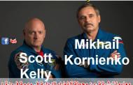 سكوت كيلي و محطة الفضاء الدولية عام من الأرقام الصعبة !