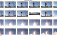 مراحل إطلاق مركبة أوسايرس - ركس OSIRISREx