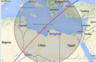 محطة الفضاء الدولية تعبر فوق المجال الجوي الليبي